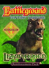 Battleground: (Fantasy Warfare) Lizardmen Reinforcements