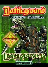Battleground: (Fantasy Warfare) Lizardmen Starter