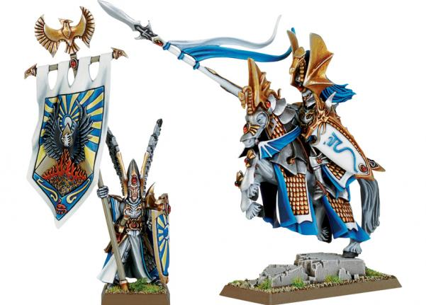 Age of Sigmar: Dragon Noble