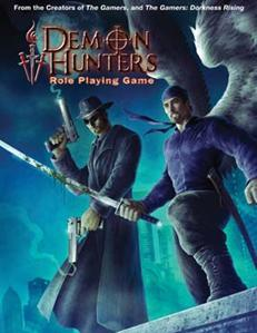 Demon Hunters RPG & DVD