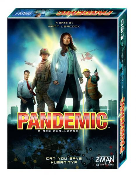 Pandemic: Core Game