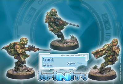Infinity (#113) Ariadna - Scout (Ojotnik)