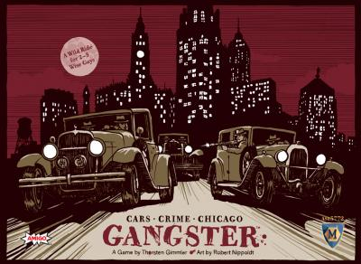 Gangster: A Wild Ride for 2-5 Wise Guys