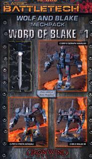 Word Of Blake #1 (Omni Mechs)
