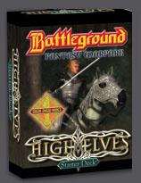 Battleground Fantasy Warfare: High Elves Starter