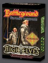 Battleground: (Fantasy Warfare) High Elves Reinforcements