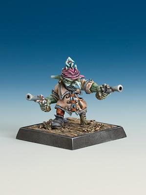 Freebooter Miniatures: Pirate Goblin