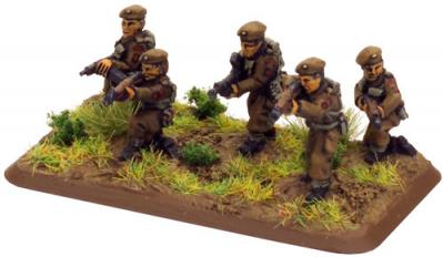 Flames of War: 7th Armoured Division Platoon