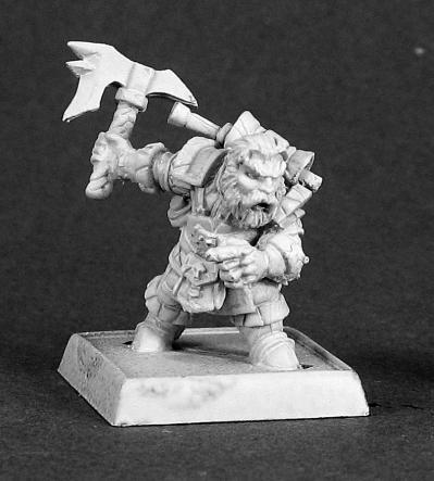 Warlord: Dwarf Pathfinder
