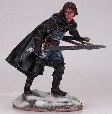 George R.R. Martin Masterworks: Jon Snow