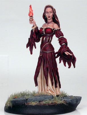 George R.R. Martin Masterworks: Melisandre, Priestess Of R'hllor