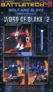 Word Of Blake #2 (Celestial Omni Mech B Variants Pack)