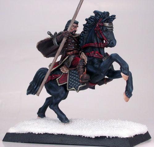 Elmore Masterworks: Shadamehr, Mounted Knight