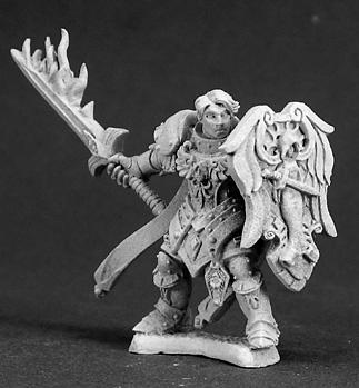 Dark Heaven Legends: Almaran the Gold, Heroic Paladin