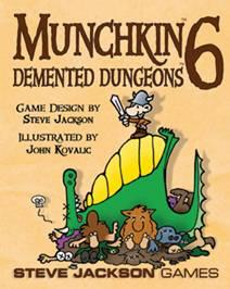 6 Demented Dungeons (Expansion)