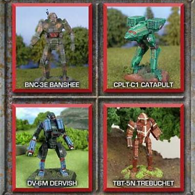 BattleTech Miniatures: Fire Lance