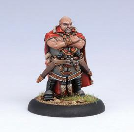Warmachine: (Khador) Kayazy Assassin Underboss Unit Attachment, Allies