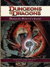 Dungeons & Dragons 4th Edition Core Rulebooks: Dungeon Master�s Guide HC (DMG1)