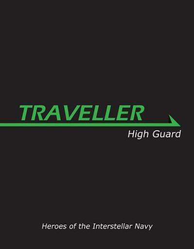 Traveller RPG - Book 2: High Guard