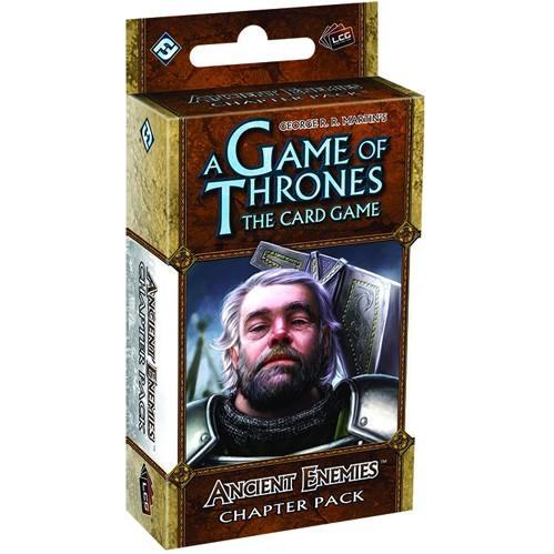 A Game Of Thrones LCG: Ancient Enemies Chapter Pack (Revised)