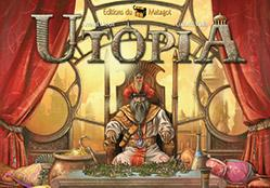Utopia: A Strategy Game for 2-5 Players
