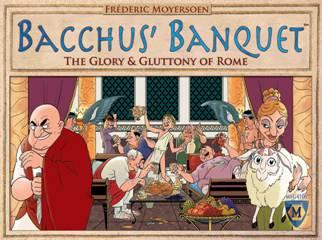 Bacchus' Banquet: The Glory & Gluttony of Rome