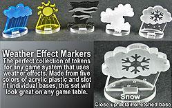 Weather Effect Marker Set