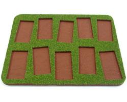 Skirmish Tray: 25x50mm Cavalry Bases (5 Models)