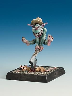 Freebooter Miniatures: Rat Catcher