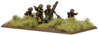 Flames of War:  British Heavy Mortar Platoon