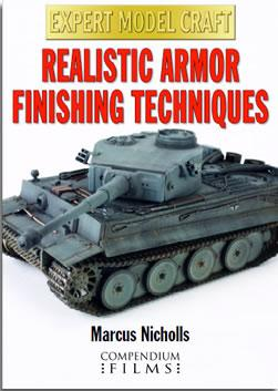 Expert Model Craft: Realistic Armor Finishing Techniques (DVD)