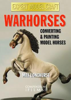 Expert Model Craft: Warhorses - Modeling the Horse in War (DVD)