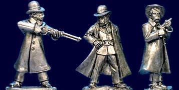 Artizan Designs Wild West: Pinkerton Detectives II (3)