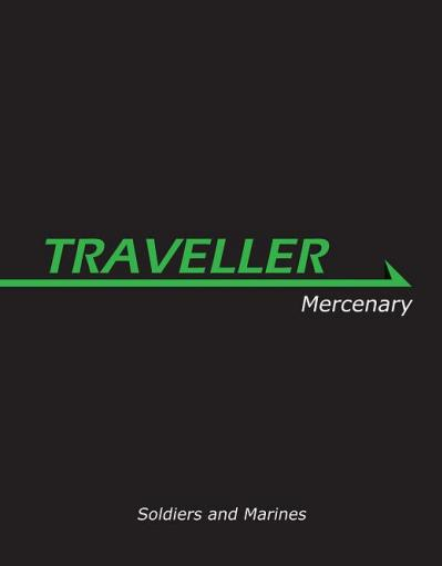 Traveller RPG - Book 1: Mercenary
