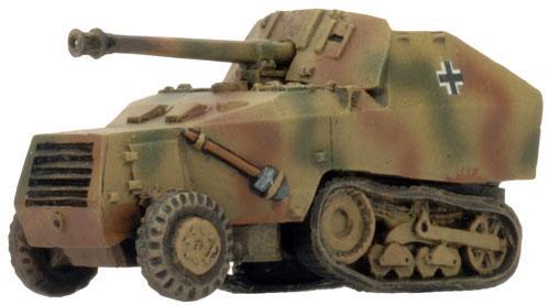 Flames of War: S307(f) 7.5cm Gun