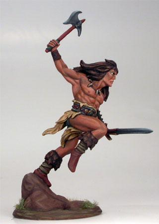 Visions In Fantasy: Dual Wield Male Barbarian (1)