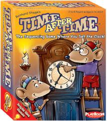 Time After Time: The Sequencing Game Where You Set the Clock