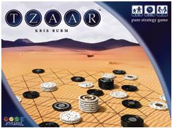 GIPF Project: TZAAR (Abstract Strategy Game)