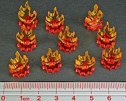 Mini Flame Marker (10)