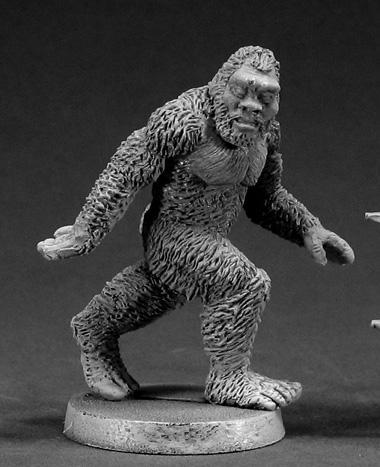 Chronoscope: Sasquatch (1)
