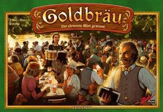 Goldbrau: The Beer Brewery Game