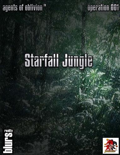 Savage Worlds RPG: Agents of Oblivion - Starfall Jungle Mission 001