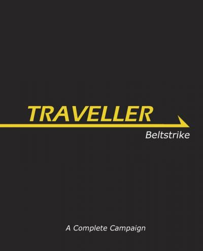 Traveller RPG - Adventure 1: Beltstrike (Campaign Setting)