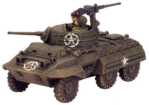 Flames of War: M8 Greyhound