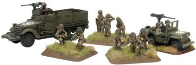 Flames of War: Armored Rifle Platoon HQ