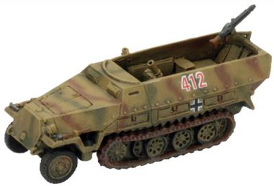 Flames of War: Sd Kfz 251/2D (8cm)