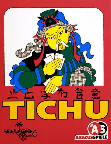 Tichu: A Partnership Card Game for 3-10 Players (2-Deck Pack)