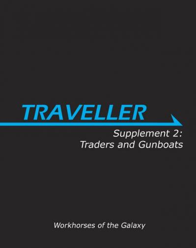 Traveller RPG - Supplement 2: Traders & Gunboats