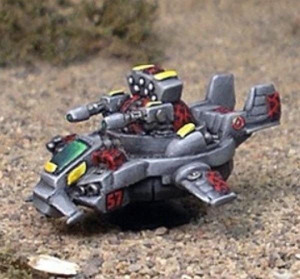 Ashur Artillery Spotter (TRO 3060)