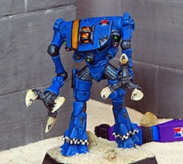BattleTech Miniatures: Mantis Mech (Solaris VII)